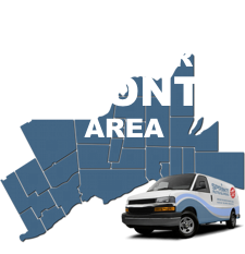 Servicing the Greater Toronto Area